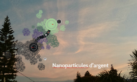 Nanoparticules d'argent