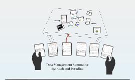 Data Management Summative