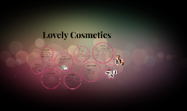 Copy of Lovely Cosmetics