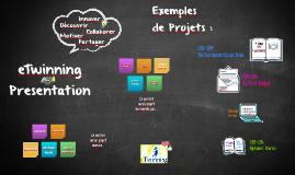eTwinning Presentation 2016