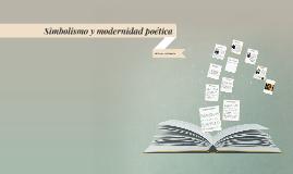 Copy of Simbolismo y modernidad poética