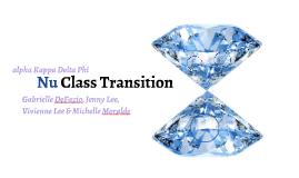 Nu Class Transition