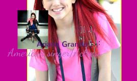 Probe Project-Ariana Grande