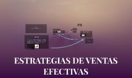 estrategias de ventas efectivas