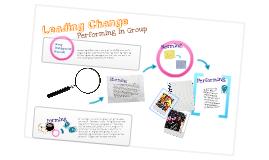 Group Development Process