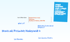 Health and Productivity Management 4