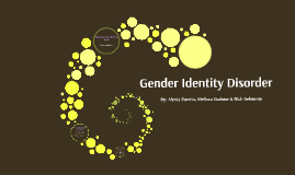 Copy of Gender Identity Disorder