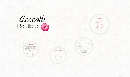 Acocotli Boutique