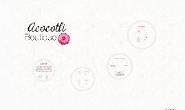 Acocotli Boutique