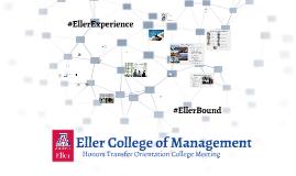 Honors Transfer Eller College Pre-Business Meeting