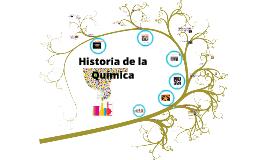 Línea del Tiempo de la Historia de la Química