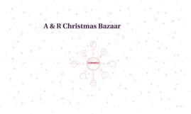 A and R Christmas Bazaar