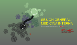 SESION GENERAL MEDICINA INTERNA