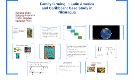 Family farming in Latin America and Caribbean: Case Study in