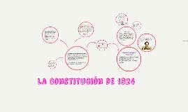 La constitución de 1824
