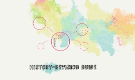 history-Revision guide