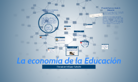 Copy of La economía de la Educación