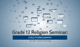 Grade 12 Religion Seminar: