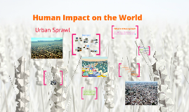 Human Impact on the World