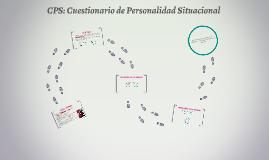Copy of CPS: Cuestionario de Personalidad Situacional