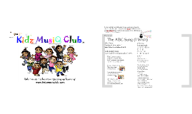 Kidz MusiQ Club: Storytelling Through Music