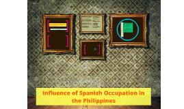 Spanish Ocupancy