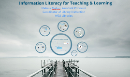 Information Literacy for Teaching and Learning