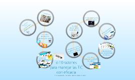 Copy of TIC y Enfermería: Nuevas formas de acceder a la información