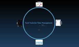 Copy of Tech Tools for Time Management