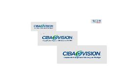 Historia de los representantes de CIBA VISION en Guatemala.