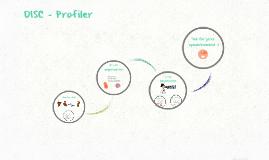 DISC - Profiler