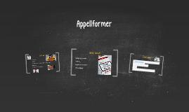 Appellformer