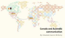 Canada and Australia Tourism