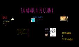 LA ABADIA DE CLUNY