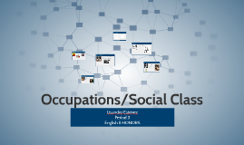 Occupations/Social Class