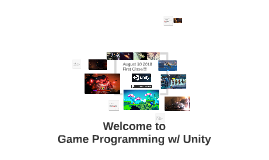 Welcome to Game Programming!