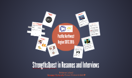 StrengthsQuest in Resumes and Interviews