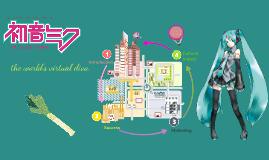 Hatsune Miku and Vocaloids