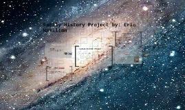 Family History Project by: Eric Hamilton