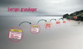Grundlagarna i Sverige