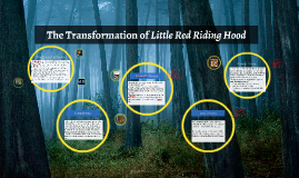 Copy of The Transformation of Little Red Riding Hood