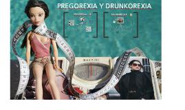 Pregorexia y Drunkorexia