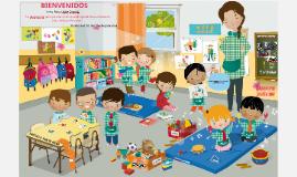 """Copy of """"La planeación para potenciar el aprendizaje de los alumnos en educación preescolar"""""""