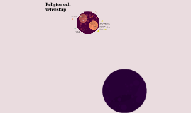 Religion och vetenskap -vänner eller fiender?