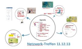 Netzwerk-Treffen 11.12.13