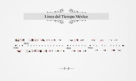 Línea del Tiempo México