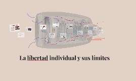 La líbertad individual y sus límiyes