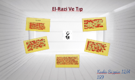 Copy of El-Razi Ve Tıp