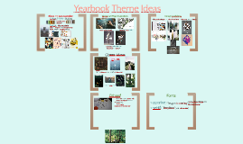 Yearbook Theme/Layout/Palette