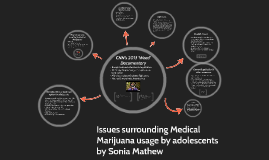 Medical Marijuana & Adolesecents
